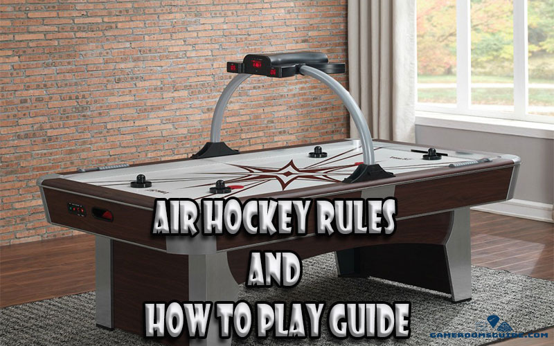 Air Hockey Rules and How to Play Guide