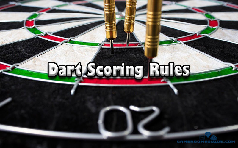 Dart Scoring Rules - How to score in darts
