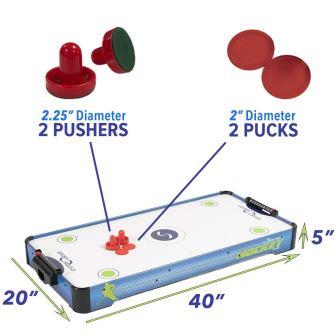 Sport Squad HX 40-inch air hockey table