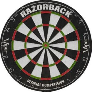 Viper Razorback Official Competition Bristle Dartboard