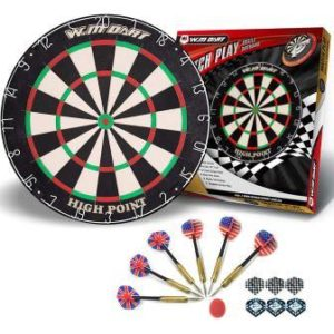 WIN.MAX 18 Bristle Dartboard