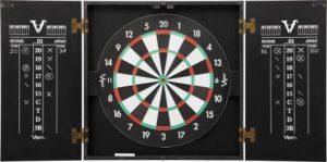 Waterproof outdor dartboard cabinet