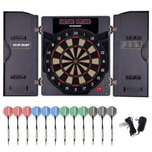 win.max electronic soft tip dart board