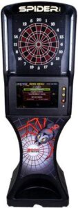 Spider 360 2000 Series Standing Electronic Dartboard